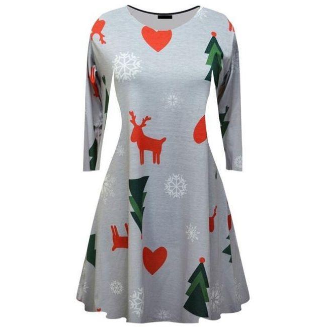 Karácsonyi ruha - 3 változat