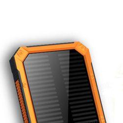 Vodootporan powerbank na solarno punjenje