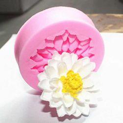 Çiçek silikon kalıp