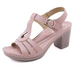 Дамски обувки с токче BBN44