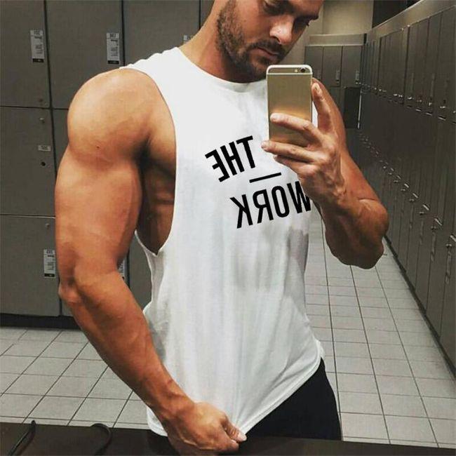 Sport férfi trikó Brayden