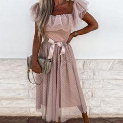 Dlouhé dámské šaty Sofia