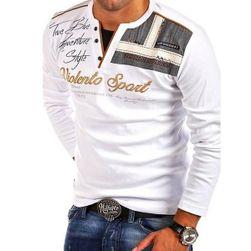 Uzun kollu erkek tişört Frank