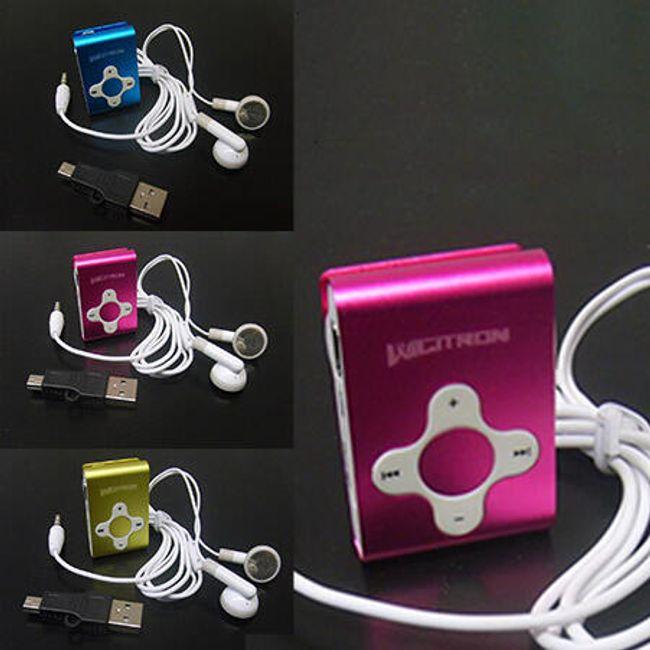 Mp3 lejátszó a microSD kártyán, a WigiTron-on 1