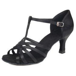 Dámské boty na podpatku Monika