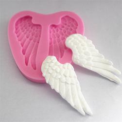 Silikonski kalup za izradu - krila anđela