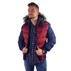 Téli kabát Edmondo szőrmével díszített - különböző színváltozat