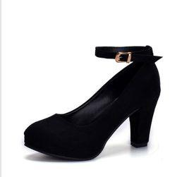 Dámské boty na podpatku Fiona