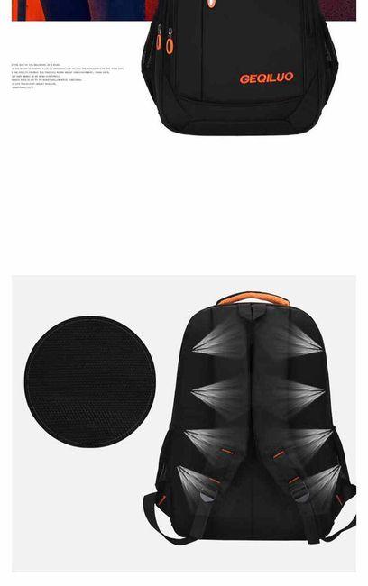 Uniszex hátizsák KB100