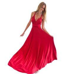 Hosszú multi-stílusú ruha - 14 szín