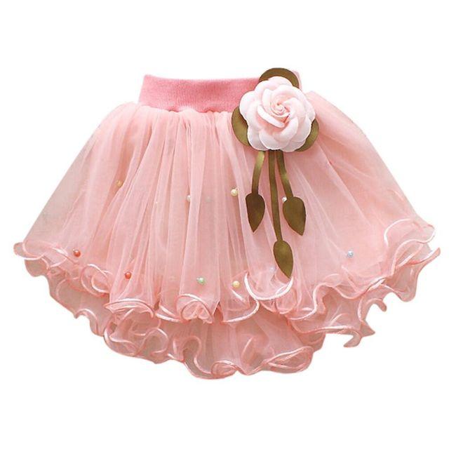 Dziewczęca spódnica Becca 1