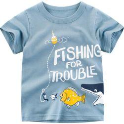 Otroška majica Shena