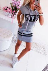 Dámské šaty - šedivá LT_IMD21231-4