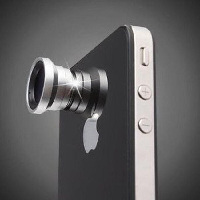 3 az 1-ben lencsék iPhone vagy iPad készülékekhez 1
