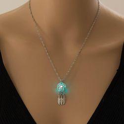 Ogrlica koja svetli u mraku HA8