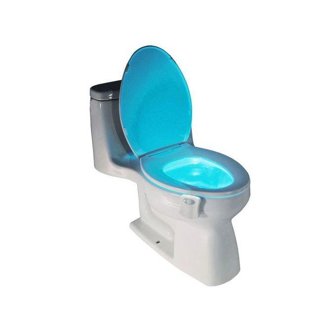 LED svítidlo na wc se snímačem pohybu 1