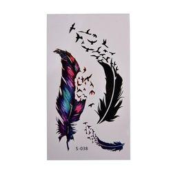 Privremena tetovaža B0710