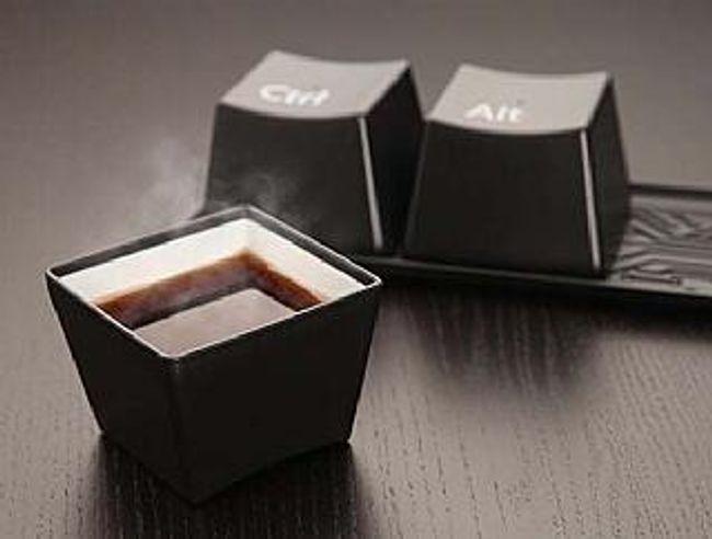 Informatyczny sewis kawowy CTR+ALT+DEL 1
