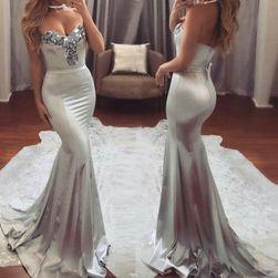 Balska haljina sa sjajnom aplikacijom - 4 veličine veličina br. 2