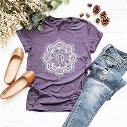 Damska koszulka Mandala