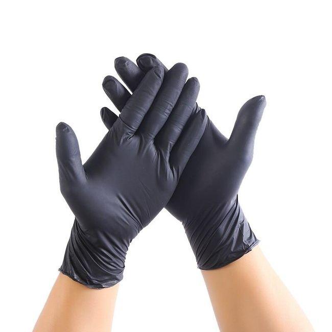 Ochranné rukavice 100x 1