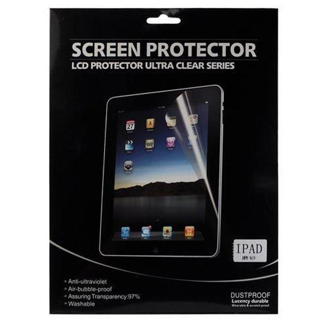 Transparentní ochranná folie na iPad 1