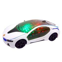 Világítós sport autó