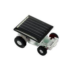 Autić na solarni pogon - najmanji na svetu