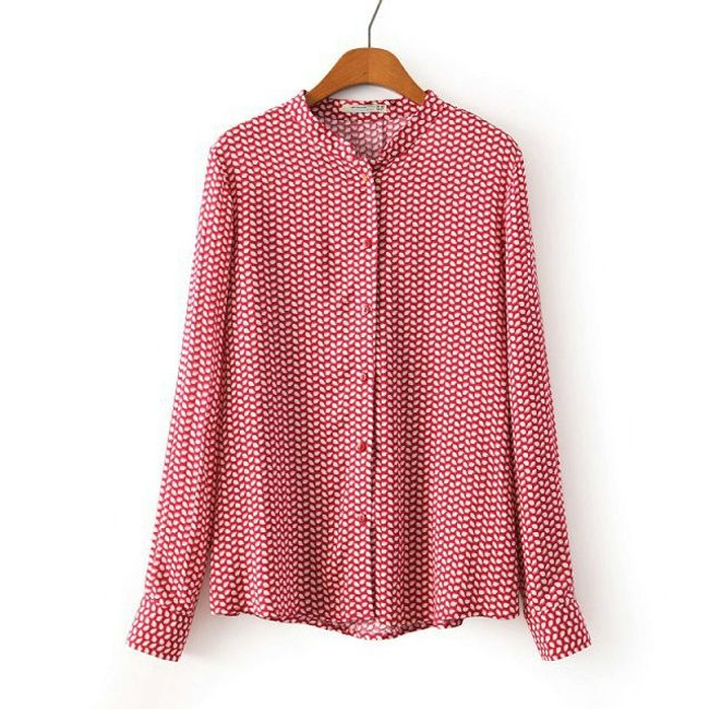 Elegantní dámská košile 1