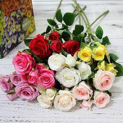 Sztuczny kwiat Rosie