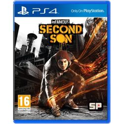 Hra (PS4) inFamous Second Son