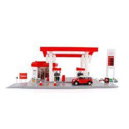 Benzínová stanice Mike
