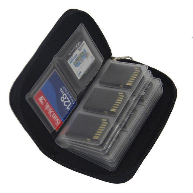 Husă pentru carduri de memorie 1