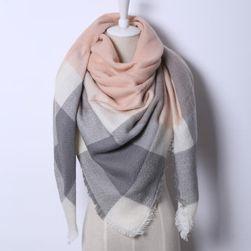 Trojúhelníkový velký šátek