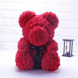 Ursuleț cu trandafiri Aislyn