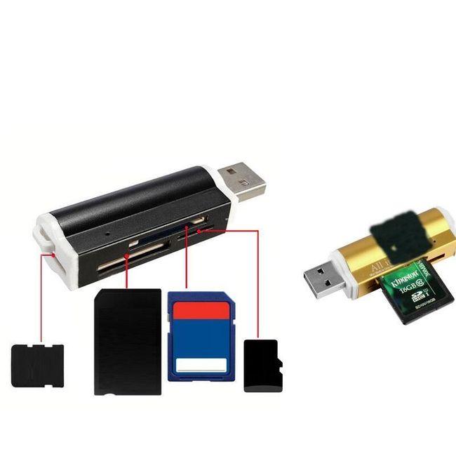 Bralnik kartic USB  1