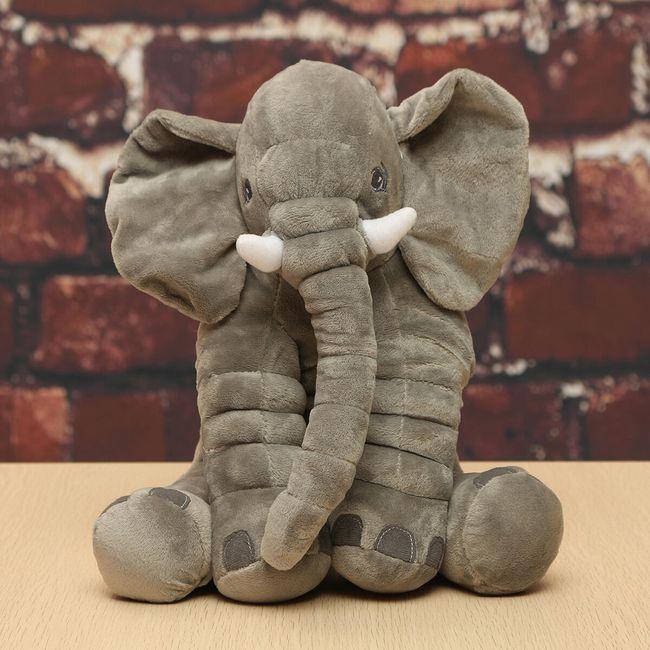 Мягкая игрушка, Слон- 33 х 28 см. 1