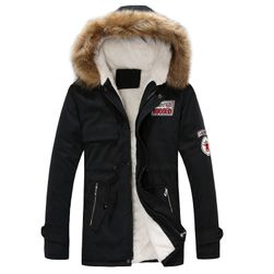 Muška zimska jakna Xander - 4 varijante
