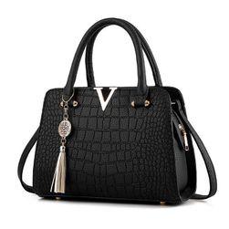 Luksuzna torba - Imitacija kože krokodila