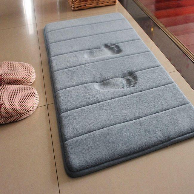 Tepih od memorijske pene - 9 boja 1