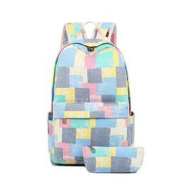 Školski ruksak sa pernicom Louie