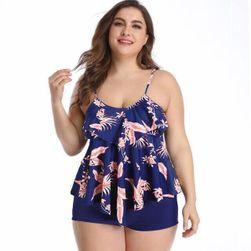Бански костюм за жени в плюсови размери Miranda