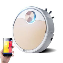 Robot süpürge Smart , MOP, Phone APP