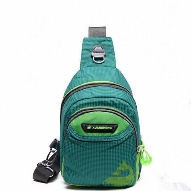 Рюкзак через плечо для поездок - 4 цвета 1