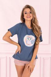 Dámské pyžamo Pygmy Owl - LivCo Corsetti PR_P42161