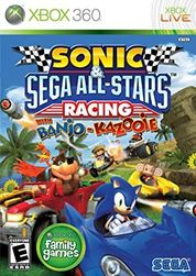 Gra (Xbox 360) Sonic & Sega All-Stars Racing with Banjo-Kazooie