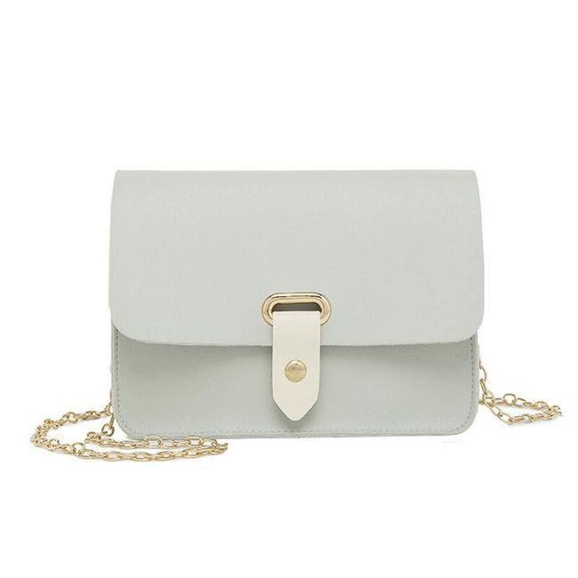 Női levél alakú táska Peregrine 1
