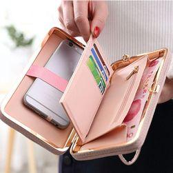 2v1 - peněženka a pouzdro na telefon
