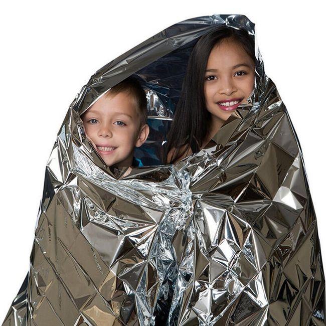 Izolační termo deka 1