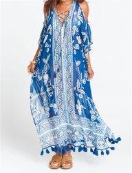 Plażowa sukienka Cierra